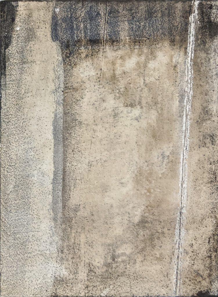 Mist 3, 24*18 cm, mixed media, 2019